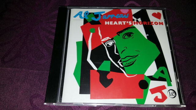 CD Al Jarreau / Hearts Horizon - Album 1988