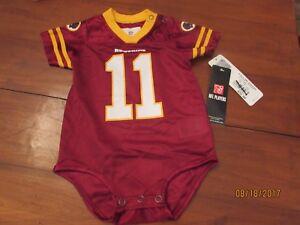 New Boy 3-6 M Washington REDSKINS Jersey Shirt Football DeSean ... 4d5f482bb