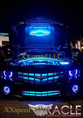 ORACLE Chevrolet Camaro 2010-2013 BLUE LED Headlight Halo Angel Eyes Kit