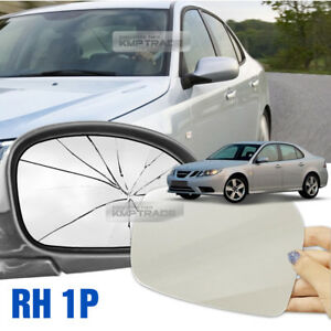 Car Side Mirror Replacement Rh 1p For Saab 2003 2011 9 3 93
