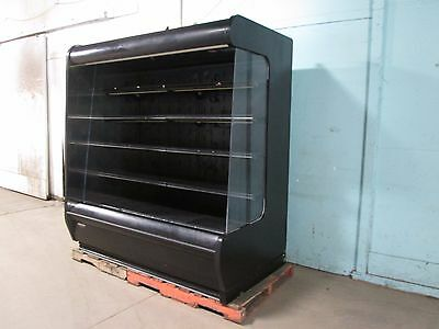 """""""HILL PHOENIX"""" H.D. COMMERCIAL REMOTE REFRIGERATION OPEN LIGHTED DISPLAY CASE"""