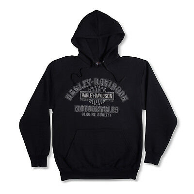 Harley-Davidson Hoodie sweatshirt Long Sleeves Men Woman Tel Aviv Israel Gray