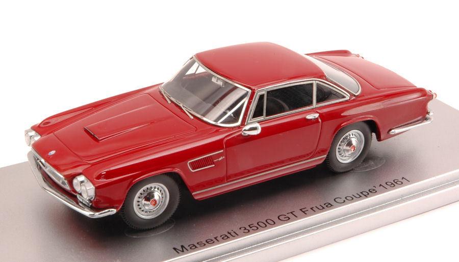 Maserati 3500 Gt Frua Coupe' 1961 Red Ed.Lim.Pcs 250 1 43 Kess Model KS43014051