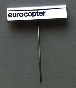 Eurocopter (Hubschrauber) Anstecknadel Abzeichen /stick pin /badge 1990er Jahre