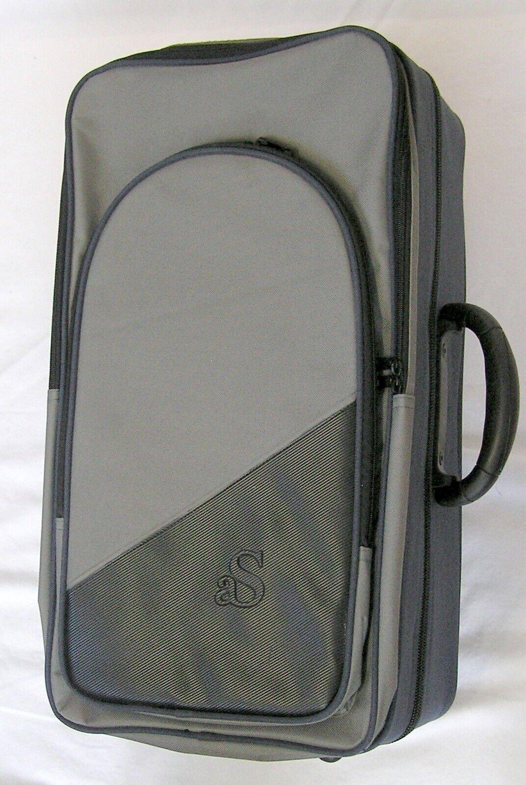 Trompeten Koffer Etui Light Case Fabr.  A&S, universal passend, sicher + leicht