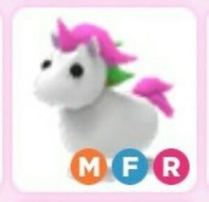 Pages With Free Roblox Adopt Me Mega Neon Unicorn Ebay
