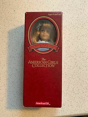 "AMERICAN GIRL NELLIE 6/"" DOLL with MINI BOOK *FREE SHIP BRAND NEW IN-BOX"