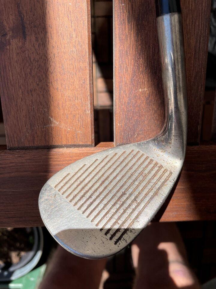 Anden wedge, stål, E3 Golf