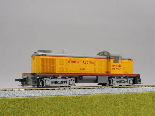 Kato 37-2503 Locomotive ALCo RS-2 Union Pacific  1291  HO scale