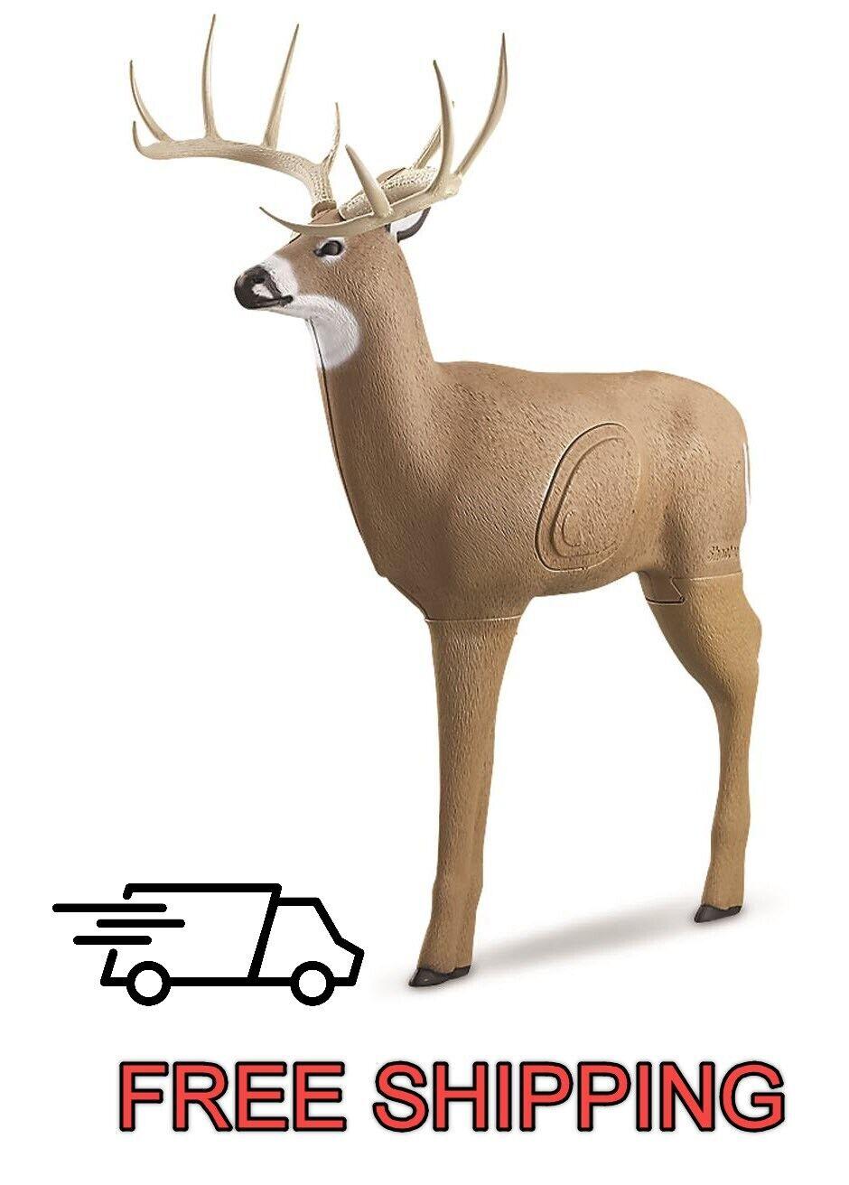 Buck Shooter Target 3D Archery Field Logic New Free Shipping