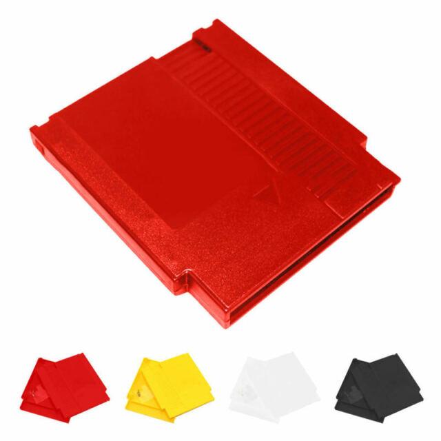Hard Case Cartridge Shell Replacement For Nintendo NES Entertainment System JFGJ