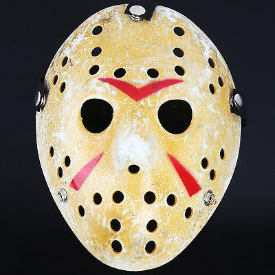 COSTUME PROP HORROR HOCKEY MASK JASON VS. FREDDY FRIDAY THE 13TH