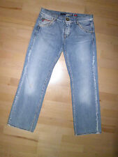 "Jeans Hose Miss Sixty ""Big Ty"" destroy Style Gr.W31,Länge 99 cm (J1680)"