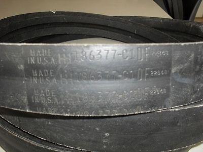 Original Mähdrescher 186377c1 Responsible Keilriemen Case Ih