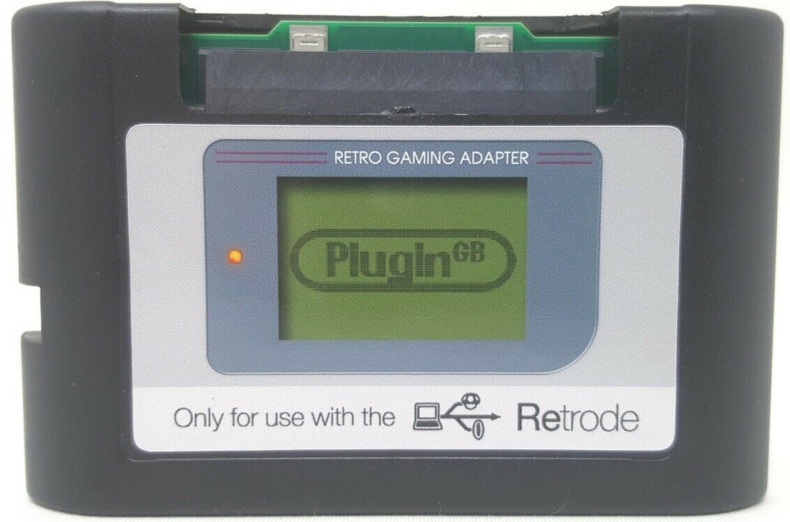 New Gameboy Classic / Color / Advance Adapter for Retrode Cart Dumper Fast Ship!