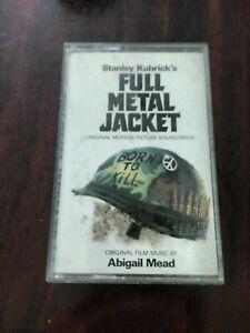 Cassette-tape-STANLEY-KUBRICK-039-S-FULL-METAL-JACKET-SOUNDTRACK