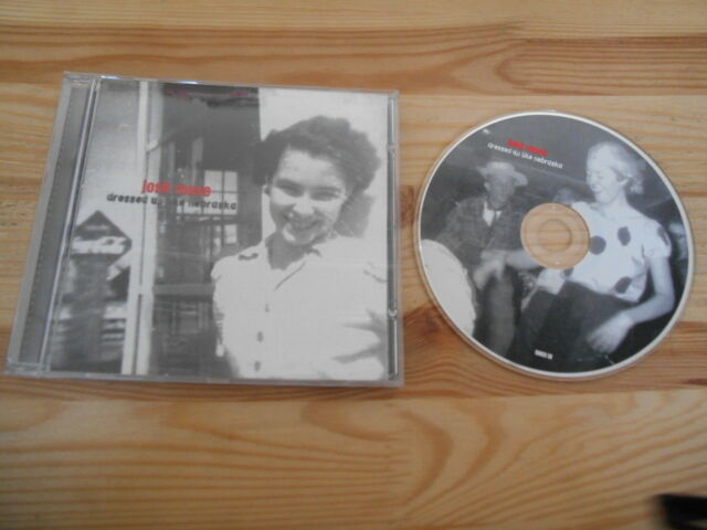 CD Pop Josh Rouse - Dressed Up Like Nebraska (13 Song) SLOWRIVER REC