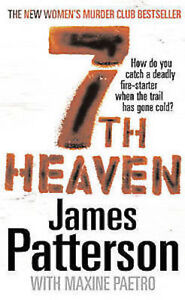 James-Patterson-7TH-Heaven-Tout-Neuf-Livraison-Gratuite-Ru