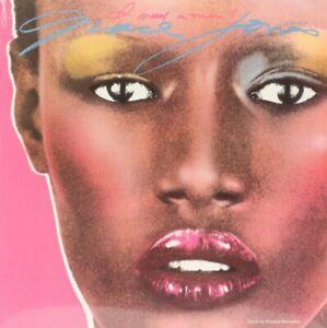I Need A Man  Grace Jones Vinyl Record