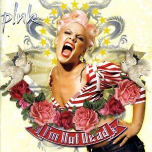 PINK-i-039-m-not-dead-CD-album-special-edition-power-pop-pop-rock-ballad-2006