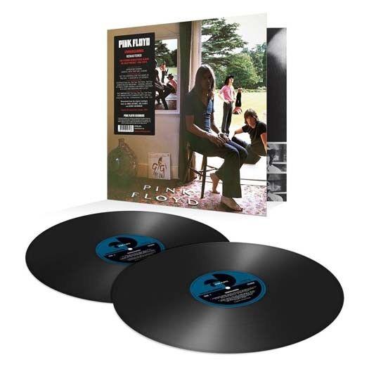 PINK FLOYD Ummagumma Double Reissue LP Vinyl NEW