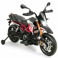 Aprilia Licensed 12V Kids Ride-On Motorcycle