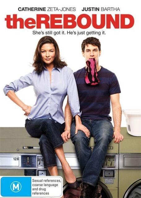 The Rebound (DVD, 2010)*R4*terrific Condition*Catherine Zeta Jones