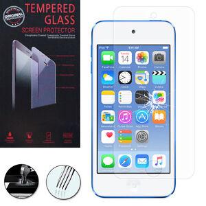 Lot-Pack-Film-Verre-Trempe-Protecteur-pour-Apple-Ipod-Touch-5-5G