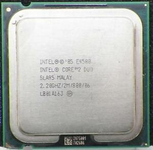 INTEL E4500 DRIVER FOR WINDOWS 10