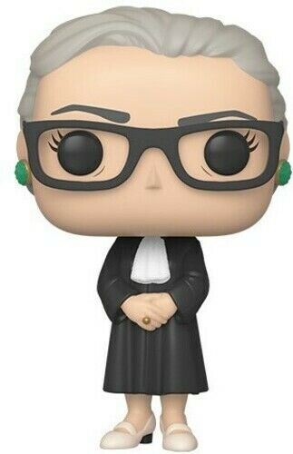 Funko Pop! Icons - Ruth Bader Ginsburg IN STOCK MINT