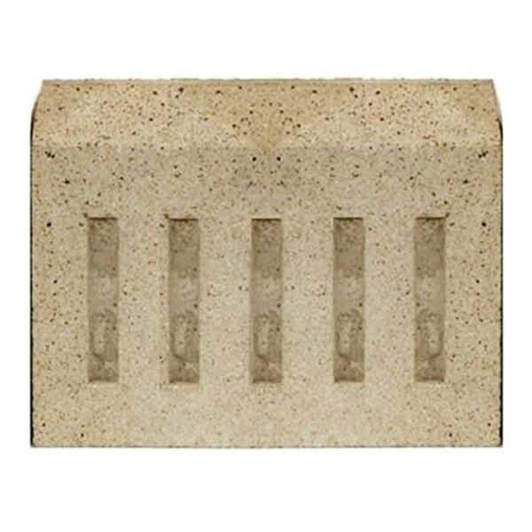 "1 Brick Posteriore Firebrick Carbone & Log Risparmiatori Per Legna O Fire 10"""