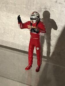 Figurine Ferrari Vettel 1:18 / Nouveau Sponsor