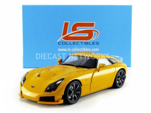 2005-LS008B Coleccionables LS TVR Sagaris 1//18