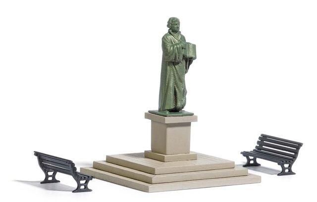 Busch Ho 7730 M-MONDE : Lutherdenkmal # Neuf Emballage D'Origine #