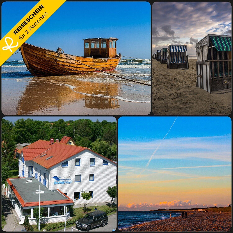 3 giorni 2p Hotel Mar Baltico Breve vacanza Hotel coupon buono viaggio breve vacanza Rerik