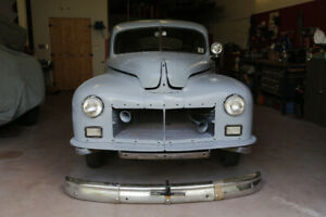 Handyman special unfinished unmodified classic Dodge 1946 sedan