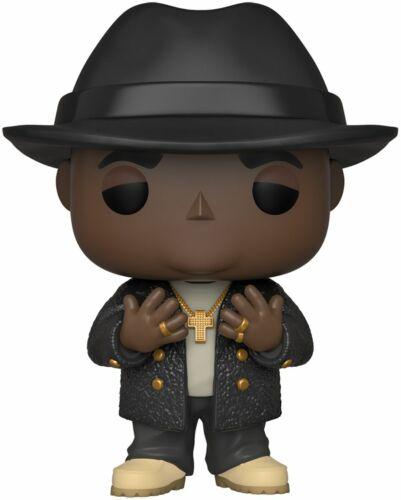 Fedora Cappello Biggie Rap Hip Hop Pop Rocks #152 VINILE Funko Personaggio Notorious B.I.G