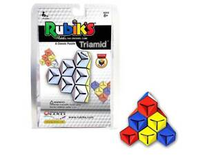 RUBIK-039-S-TRIAMID-CUBE-TWIST-PUZZLE-BRAIN-TEASER-MIND-BENDER-TOY-GAME-HOBBY-SKILL