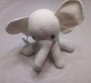 Elephant Amigurumi - Free Crochet Pattern • Craft Passion   272x300