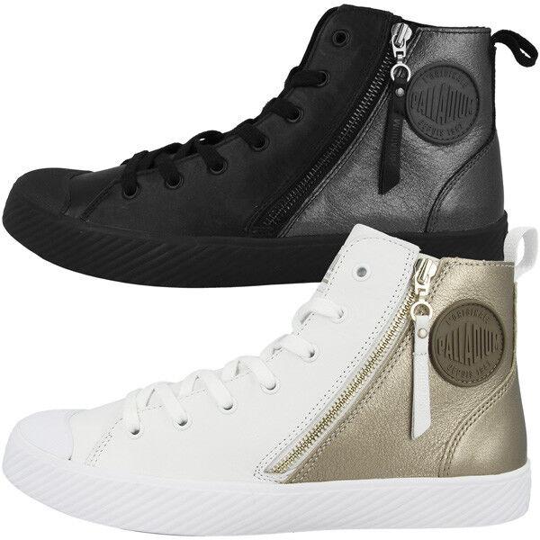 Palladium pallaphoenix Z MTL shoes Unisex High Top Trainer Ankle Boots 75952