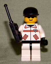Lego RES Q EMERGENCY EVAC HAT & RADIO LOOSE From 6479 Set Mini-Figure R.E.S. Q
