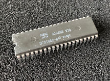 Nec V20 D70108c 8 Cpu For Ibm Pc Xt Dos 8088
