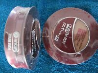 Maybelline Instant Age Rewind Foundation Pure Beige (medium 2) Lot Of 2