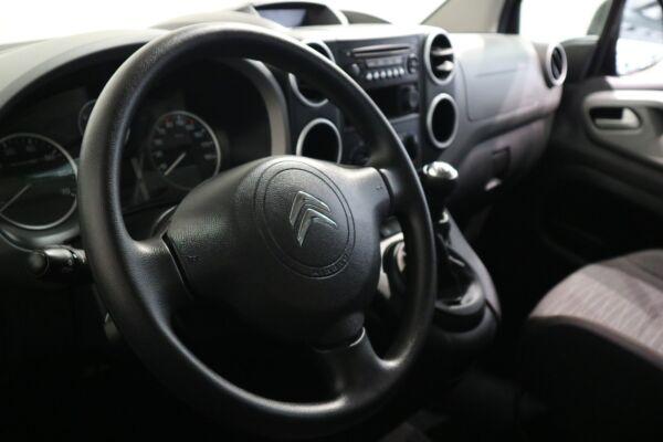 Citroën Berlingo 1,6 BlueHDi 100 Iconic 7prs - billede 3