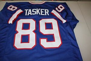 STEVE-TASKER-89-SEWN-STITCHED-HOME-THROWBACK-JERSEY-SIZE-XXL-4X-AFC-CHAMPS