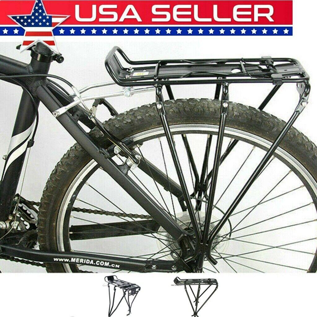 AUG Aluminum MTB Mountain Road Bike Bicycle Carrier Rack Seat Rear Shelf  W@@