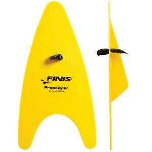 FINIS-Freestyler-Hand-Paddles-Senior-Yellow