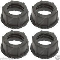 4 Scepter Screw Collar Caps Gas Can Jerry Part 05765 Fits Jugs Igloo Moeller X4