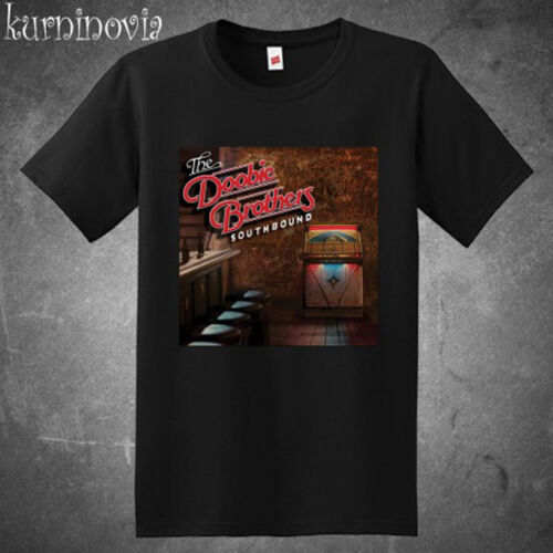 The Doobie Brothers Southbound Rock Band Men/'s Black T-Shirt Size S to3XL
