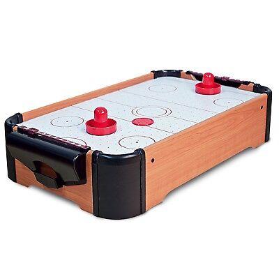 Cordiale Table Top Hockey Da Tavolo Desktop Mini In Legno Retrò Arcade Game Regalo Di Natale Giocattolo Bambini-mostra Il Titolo Originale